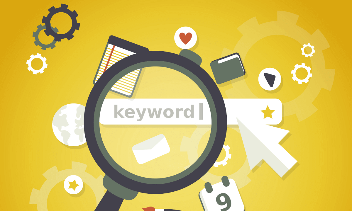 Keyword research tools - Image source FreePik