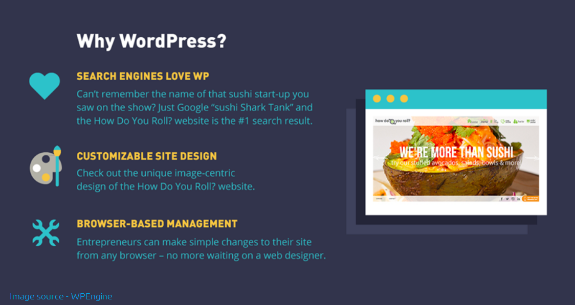 Why choose WordPress as Publishing Platform for Your Business Blog
