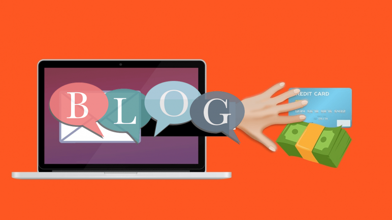 how to start a business blog with WordPress